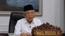 Wapres Ma'ruf Amin Ingatkan Masyarakat Disiplin Protokol Kesehatan