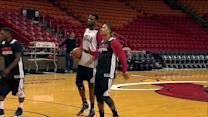 Bulls and Heat face-off in Miami for Game 2 of playoffs