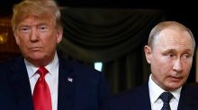 """""""I would rather follow than lead"""": Trump reportedly deferred to the UK on standing up to Putin"""