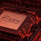Dow Jones Reverses Lower, But Apple, Tesla Rally; Xilinx Soars 13% On AMD Deal