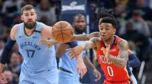Game Thread: Missing three usual starters again, Pelicans' role players must rise up to challenge against Grizzlies