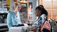 EastEnders viewers bemused as Kathy Beale works two jobs at 69