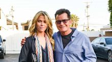 Charlie Sheen Reveals New Girlfriend While Attending His Daughter's Birthday Dinner