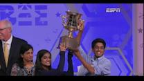 National Spelling Bee Winners: 'We Finally Get To Enjoy This Moment'