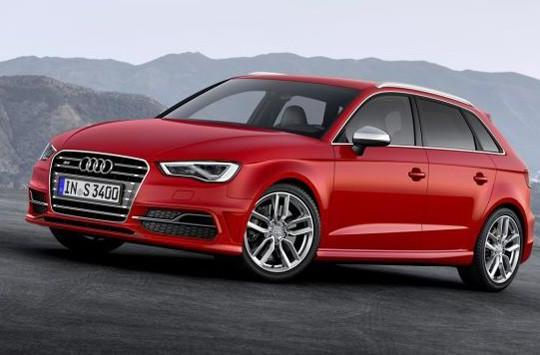 Audi S3 Sportback gets built-in LTE, available in other models this fall
