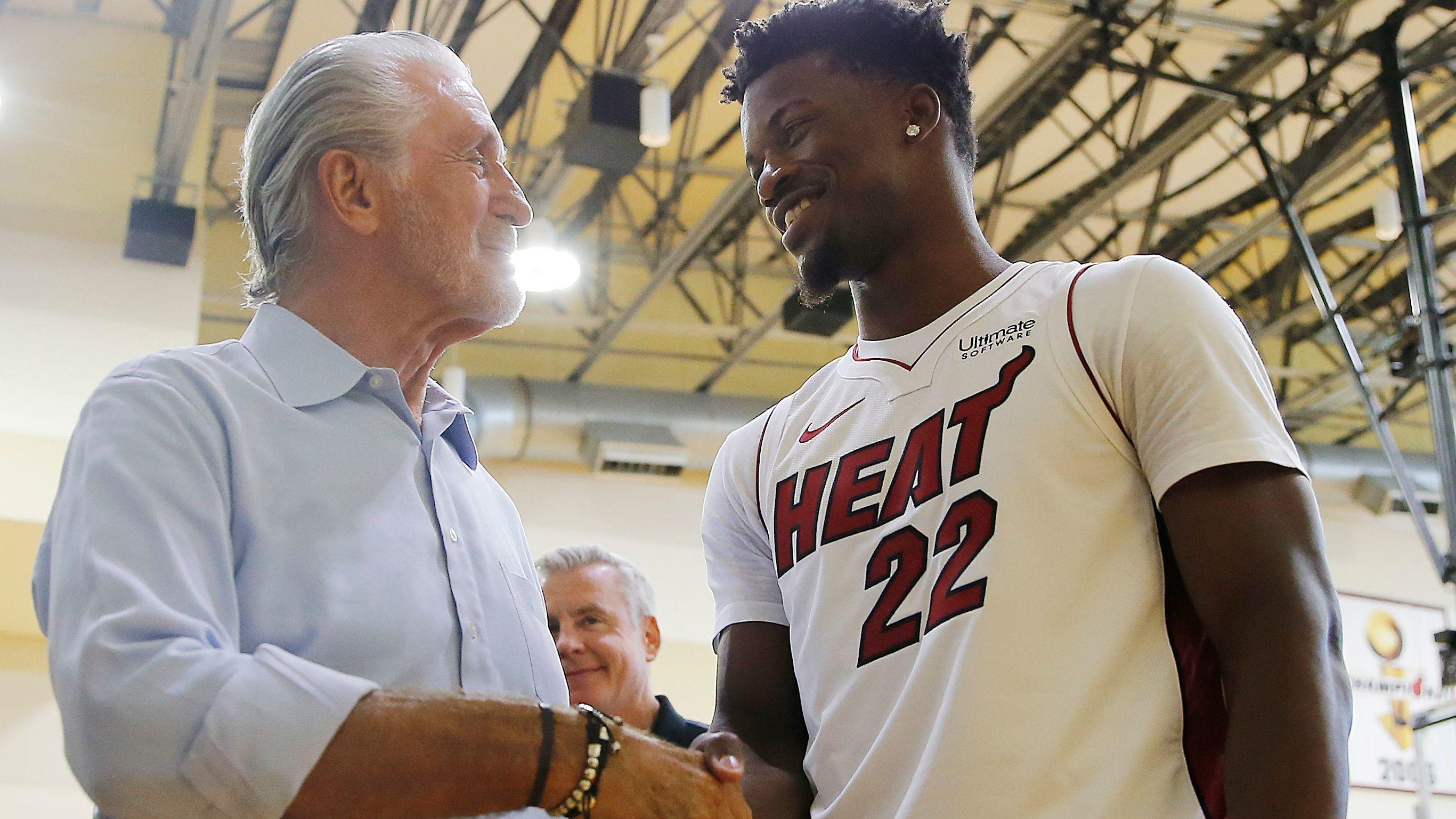 Jimmy Butler's path to Heat was actually two decades in the making