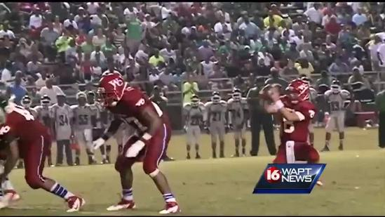 Vicksburg vs. Warren Central