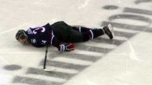'Scariest thing I've seen': Brutal KO horrifies hockey fans