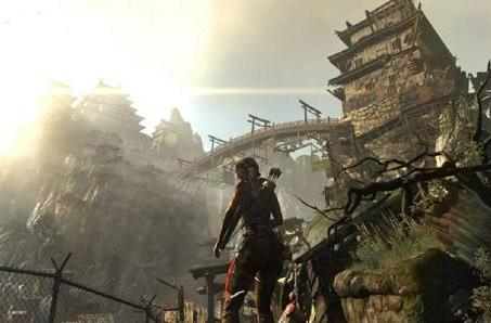 Tomb Raider: Definitive Edition shines spotlight on silky hair graphics