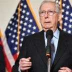 Mitch McConnell vows US Senate will push on with Trump's pick to replace Ginsburg