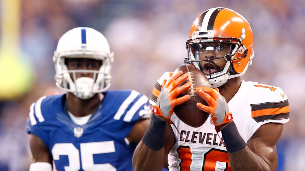 After being sent home, Browns WR Kenny Britt in danger of being cut