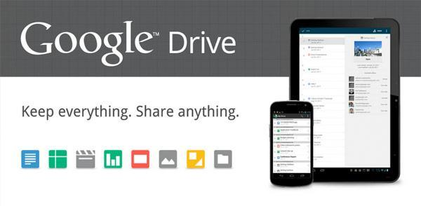 Google Drive official: 5GB of free storage, Chrome web apps, Wave-like sharing and editing (video)