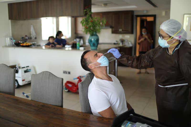 UAE registers new daily coronavirus high amid increased testing