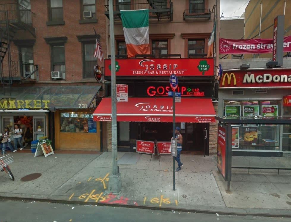 Three Manhattan businesses were shut down Wednesday for violating Cuomo's pandemic regulations.