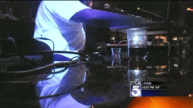 Exclusive Video: Shots Ring Out in Crowded Hollywood Nightclub