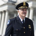 """Capitol Police chief: Officers testifying before Jan. 6 committee """"need to be heard"""""""
