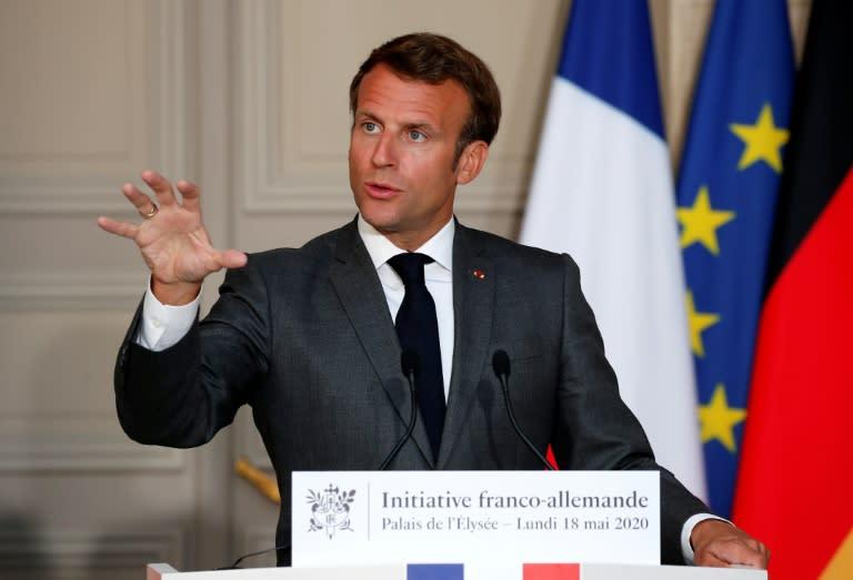 Macron Esta Disposto A Ir Ao G7 Mas Quer Presenca De Todos