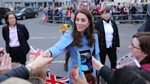 Baby number four? Duchess of Cambridge 'feeling broody'