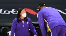 The Lakers are reportedly letting go of head athletic trainer Nina Hsieh, 'more changes' are also expected