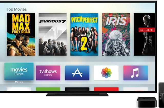 The new Apple TV brings apps, Siri and a touchpad remote for $149