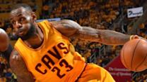 Dunk of the Night - LeBron James