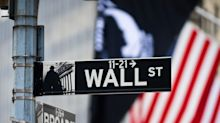 US STOCKS-Wall Street finishes lower on rising virus cases, weak economic view