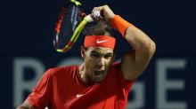 Nadal stays on track in Toronto with win over Cilic