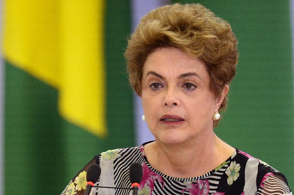 Brazilian President Dilma Rousseff is accused of manipulating the country's accounts to mask the sinking state of the economy