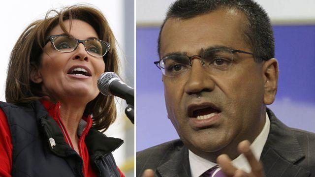 MSNBC host apologizes to Palin for 'unacceptable' remarks