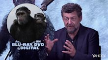 Andy Serkis on the Apes trilogy: The studio explored using real apes instead of actors (exclusive)