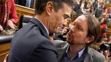 """Iglesias admite una """"situación molesta"""" en el Gobierno de coalición"""