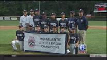 Phila. team headed to Little League World Series