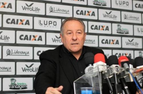 Após derrota, presidente do Figueirense comunica demissão de Léo Franco e Branco