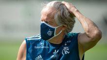 Fofocas enfurecem Jorge Jesus, que suspeita de vazamento do próprio Flamengo