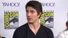 Brandon Routh Wins Best 'Superman' Sport Award