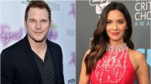 Olivia Munn and Chris Pratt Enjoy 'Romantic' Dinner in Los Angeles (Exclusive)