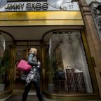 Michael Kors buys Jimmy Choo, Barnes & Noble surges on sale talk, Under Armour downgraded