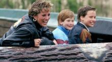 """El príncipe Harry no se creía que Lady Di había muerto:""""¿De verdad mami murió"""""""