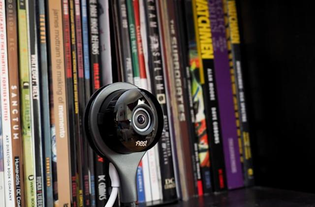 Nest Cam review: a slightly better Dropcam