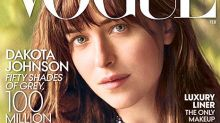 'Fifty Shades of Grey' Star Dakota Johnson Covers 'Vogue'