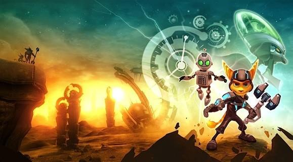 Meet the characters of Ratchet & Clank: A Crack in Time