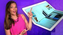 El iPad plegable llegaría antes que el iPhone