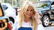 Christie Brinkley: It's 'not easy' to find a partner