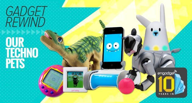 The Virtual Menagerie: A look back at our techno pets