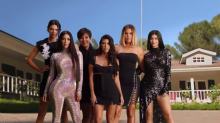 Watch the Kardashians recreate 2007 KUWTK trailer to celebrate 10 years of E! show
