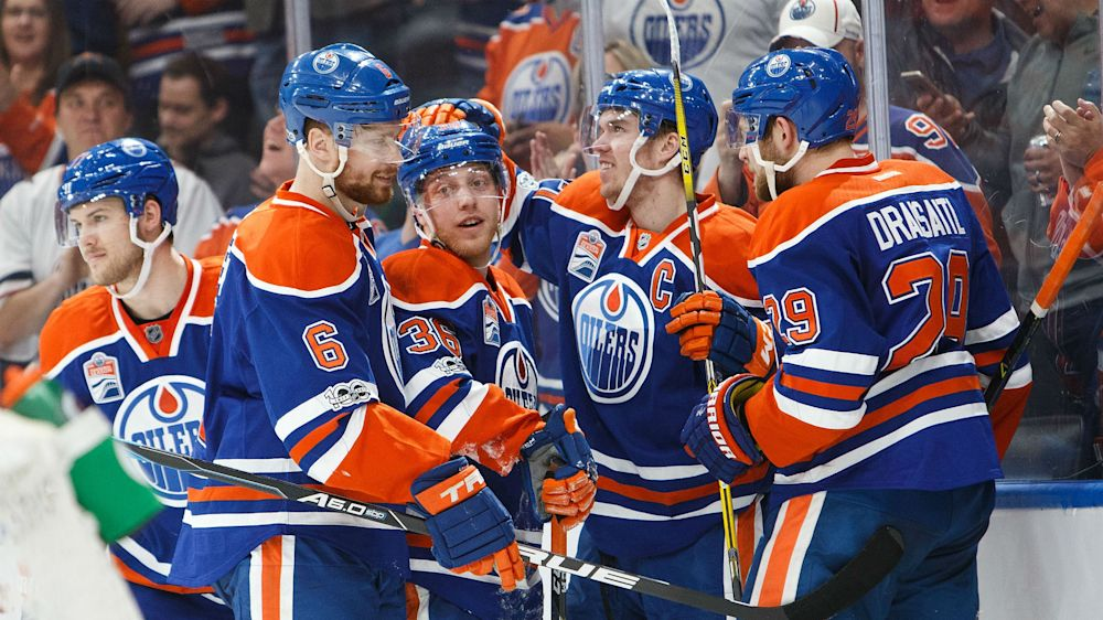 NHL playoff bracket: Why the Oilers will reach the 2017 Stanley Cup Final