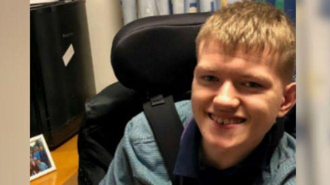 Wheelchair user forced to wet himself at bus stop after three drivers refuse to let him on