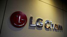 LG Chem profit surges on pandemic demand, EV battery sales improve