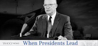 When presidents lead: Ike's Cold War gamble
