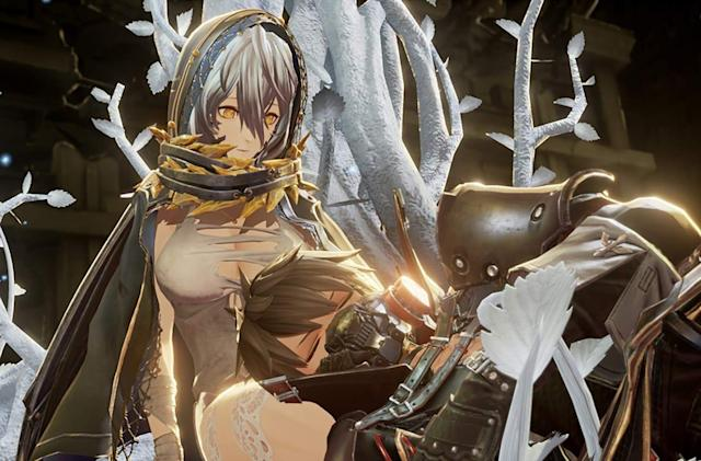 'Code Vein' is coming out in September, a year after it was promised